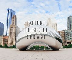 From its amazing architecture and avant-garde art to its world-class music scene, come see why the Windy City is second to none.
