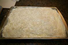 Kelly's Recipes: Coconut Cake
