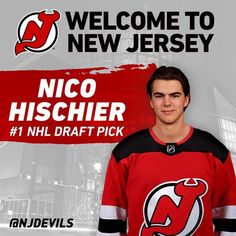 half off b8d90 41019 Starting From The Bottom, New Jersey Devils, Hockey Players, World, Sports,