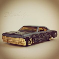 "'65 Impala - 2003 Hot Wheels ""Wastelanders"" #hotwheels 