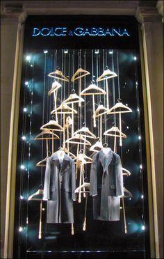 Window visual merchandising vm window display dolce & gabbana: london w Fashion Window Display, Window Display Design, Store Window Displays, Retail Displays, Visual Merchandising Displays, Visual Display, Retail Windows, Store Windows, Vitrine Design