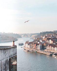 20 Best Instagram Spots in Porto - Including Hidden Gems! Packing Tips For Travel, New Travel, Travel Usa, Travel Pictures, Girl Pictures, Travel Photos, Alone Photography, Travel Photography, Porto City