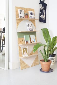 DIY Möbel Piece of furniture osb whatever which you should know or buy DIY Vintage Home Decor, Diy Home Decor, Room Decor, Diy Casa, Diy Décoration, Diy Interior, Kids Furniture, Home Crafts, Interior Inspiration