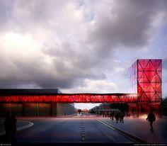 Nestle Chocolate Museum by Ricardo Canton | 3D | CGSociety