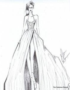 Dennis Basso  Designer Inspiration Spring 2014