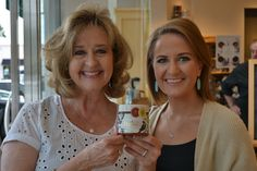 Susan and Ashlyn, this beautiful Mom and daughter duo, got their jar whilst out shopping for graduation outfits.