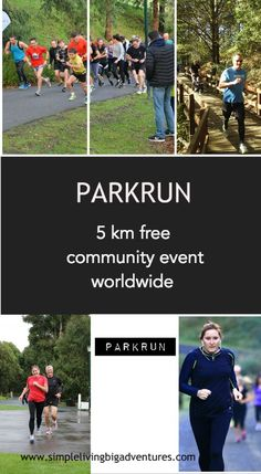 Keep fit while making friends - Parkrun is a weekly 5 km event worldwide and is happening in your local neighbourhood. Backyard Farming, Keep Fit, Community Events, Simple Living, The Neighbourhood, Wanderlust, Posts, Activities, Shit Happens