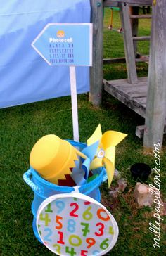 PLAYMOBIL PARTY | Mille Papillons