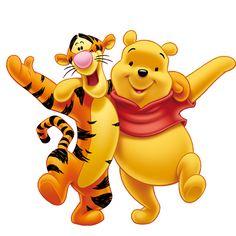 ≈ღFondos De Pantalla y Mucho Másღ≈: Imágenes de Winnie Pooh PNG