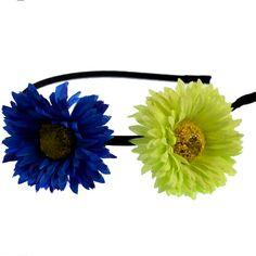 wholesale fashion flower headband for girls #a006