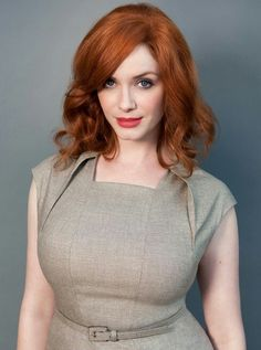 Celebs Discover For All Your Christina Hendricks Needs. Beautiful Christina, Beautiful Redhead, Beautiful Celebrities, Gorgeous Women, Christina Hendricks, Cristina Hendrix, Full Figured Women, Famous Women, American Women