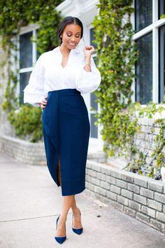 Rochelle Fletcher | Pretty Yellow Things | Miami fashion Blogger | Ruffle Blouse