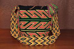 Shoulder Bags – WAYUU MOCHILA - SUSU BAG - COLORFUL – a unique product by luloplanet on DaWanda