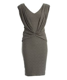 Take a look at this CeMe London: Olive Raigan Dress by CeMe London on #zulily today!