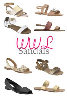 ff97fd7fa4fa Wednesday Wish List  Sandals. Wednesday Wishes