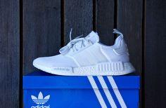 Adidas NMD R1 Core White