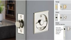 Upper Canada Specialty Hardware Offers a vast selection of high-quality traditional, contemporary and classic door and cabinet hardware for residential and commercial projects. Classic Doors, Door Locks, Double Doors, Door Handles, Hardware, Design, Door Knobs, Computer Hardware