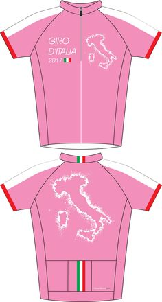 With the 100th Giro d'Italia starting Friday 5th May we have left just enough time for you to get your hands on our brand new Giro d'Italia pink jersey!!