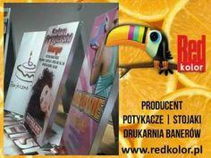 potykacze | stojaki reklamowe | banery reklamowe - Redkolor - Twój dostawca idealnych reklam !