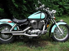1996 Honda Shadow ACE 1100 by seanrnicholson, via Flickr