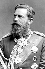 Emperor Friedrich III of Germany, King of Prussia Queen Victoria Children, Princess Victoria, German Royal Family, King Of Prussia, Court Dresses, Beard No Mustache, History Photos, European History, Princess Charlotte
