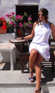 ¡Otra de #vestidos #ibicencos! http://www.todovestidos.es/vestido_ibicenco_cuello_de_ganchillo