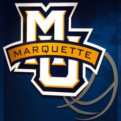 Marquette aka Marette university basketball. My blood sweat and tears go into this team.