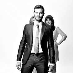 """ 'Fifty Shades of Grey' Promo Shoot """