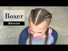 Boxer Braids by Holster Brands - YouTube