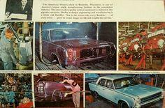 1965 Rambler Factory