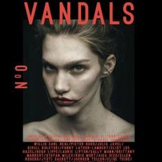 Vandals Magazine is the new biannual international alternative and independent photography, fashion and art publication, launching this month