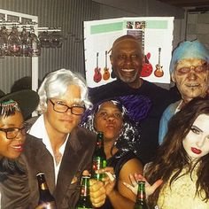 Grey's Anatomy Halloween Party ! #greysanatomy #greys #greyscollage #collage #greysabc #tumblr #GA #justinchambers #chandrawilson #camillaluddington #jamespickensjr #kevinmckidd #jerrikahinton #halloween #party #greyshalloween #halloweenparty #greyscast #cast #omg #funny #scary #greysevent #instagram #instalike