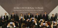 Inauguración del Foro Internacional \