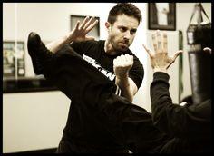 Krav Maga & World Cup Soccer 2014 - Kick Defense w/ AJ Draven - Ep. 32