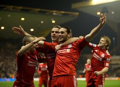 LFC - Andy Carroll goal