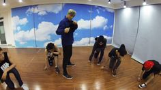 Kai shines in EXO's Growl dance practice videos. http://kpoprookies.com/kai-shines-in-exos-growl-dance-practice-videos/ #EXO #Growl #kpop #Kai #Luhan