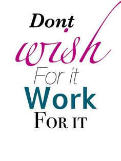 Work for it  corehealthcoaching.com.au