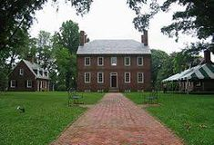 Historic Kenmore Plantation Fredericksburg, Virginia