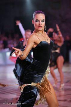 Latin Ballroom Ballet Figure Skating — Source:Dance Sport News & Information