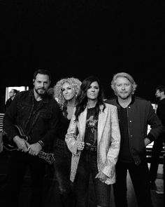 Anything is possible with Little Big Town!