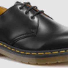 Romantic mens dr. martens black 1461 3 eye nubuck shoes