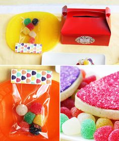 Goody Goody Gumdrops Candy Party