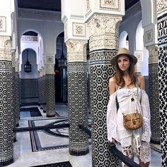 La fashion blogger Chiara Ferragni veste Anjuna Collection! Seguite tutte le novità su www.viaroma1.com #anjunacollection #summer #chiaraferragni #dress #fashion