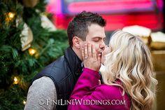 Beth and Matt Engagement Photos by FineLine Wedding, via Flickr