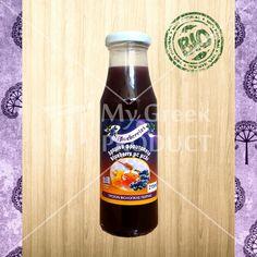 Τι πιο απολαυστικό για πρωινό ρόφημα από ένα Βιολογικό Χυμό Blueberry με μέλι......Ανακαλύψτε τον βιολογικό χυμό Blueberry και Μέλι που προσφέρει πέρα από την απίστευτη γεύση του, ένα πλήθος θρεπτικών συστατικών, ικανών να θωρακίσουν την άμυνα του οργανισμού μας , προσφέροντάς μας έναν ισχυρό σύμμαχο της υγείας μας. http://mygreekproduct.com/index.php?id_product=219&controller=product&id_lang=6