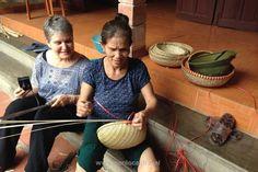 Exploring a Vietnamese village of weavingg bamboo baskets https://www.nonlocal.travel/en/listings/140206-exploring-a-vietnamese-village-of-weavingg-bamboo-baskets