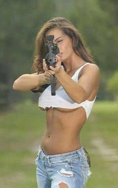 Girls with custom blue jeans and guns also use GunRightsAttorneys.Com. im gonna get a gophone later today