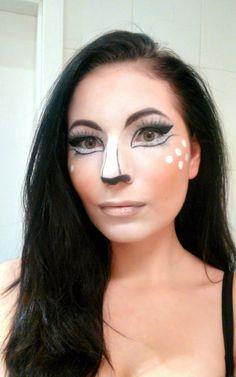 Just make up: My dear, I'm a deer!