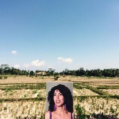 An awesome Virtual Reality pic! Courtney #BornNowhere at the #RiceFields in #Bali  #identity #thepowerofnow #MakeItHappen #bff #participatoryart #paradise #conceptualart #SocialMediaArt #virtualreality #MonkeyForestSanctuary #UbudMonkeyForest #Ubud by bornnowhere check us out: http://bit.ly/1KyLetq