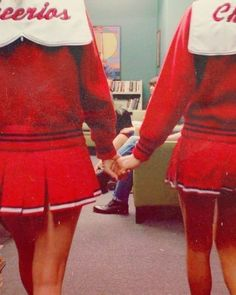 Find images and videos about cute, couple and glee on We Heart It - the app to get lost in what you love. All Cheerleaders Die, Glee Santana And Brittany, Noah Puckerman, Naya Rivera Glee, Mike Chang, Mark Salling, Film Anime, Finn Hudson, The Rocky Horror Picture Show